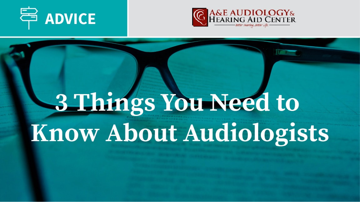 things you need to know about audiologists