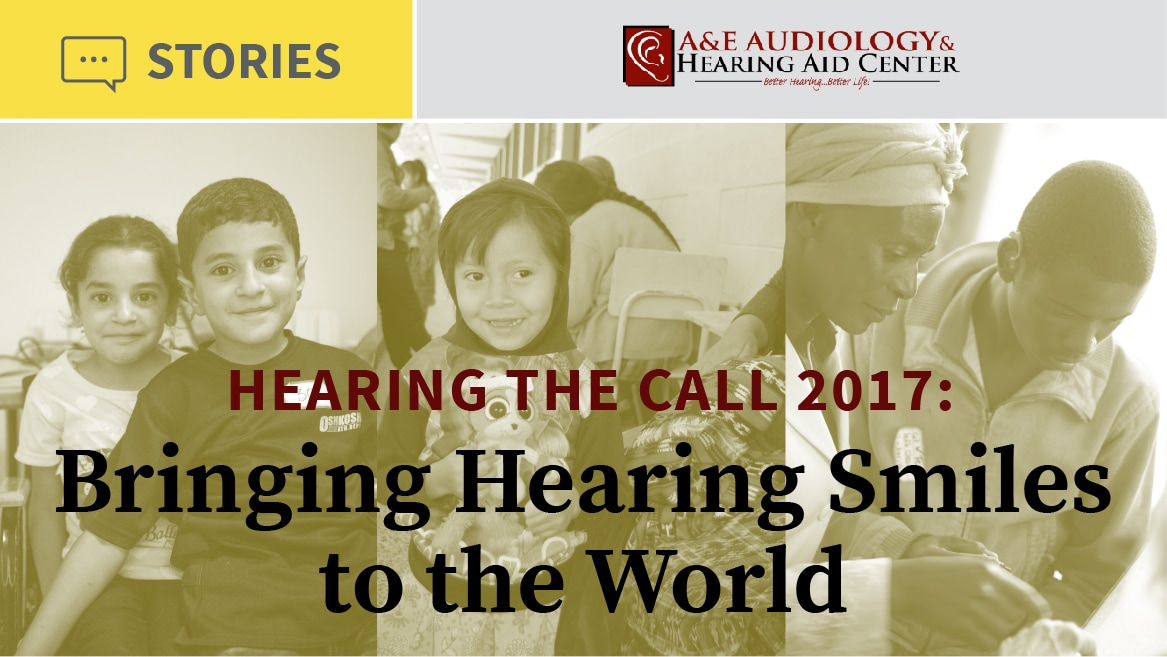 free hearing treatment Zambia Haiti Guatemala and Jordan