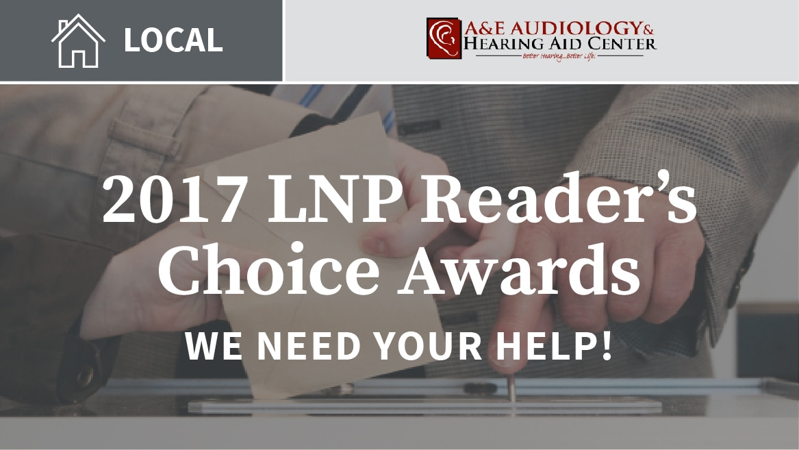 lnp readers choice awards best lancaster hearing specialist