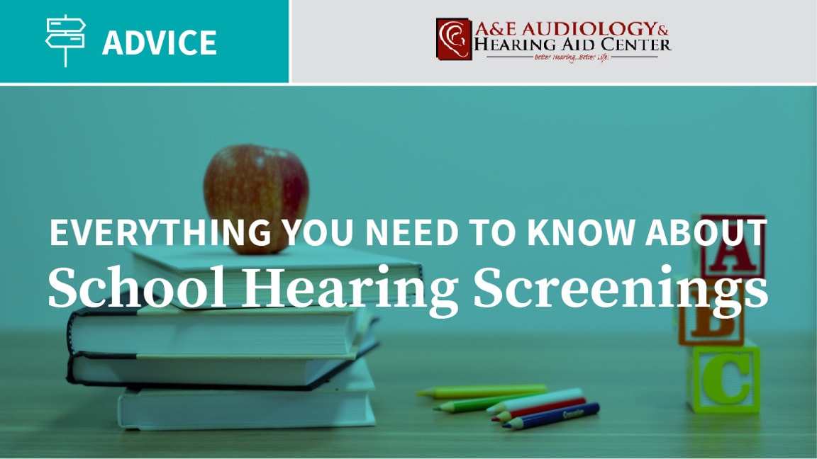 school hearing screenings