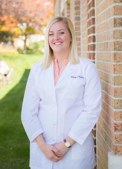 Dr. Kelsey Keimig audiologist in lancaster pa